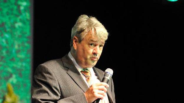 BVB-Präsident Martin Gudenrath