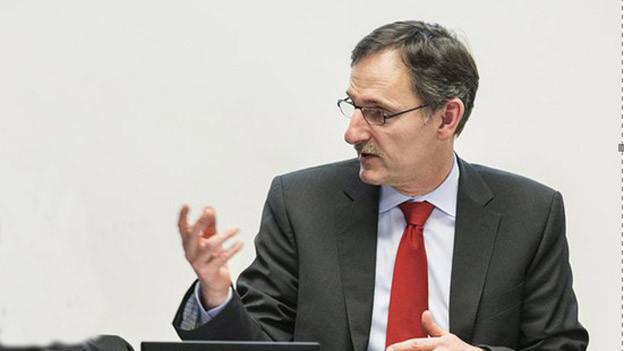 Der Zürcher Sicherheitsdirektro Mario Fehr