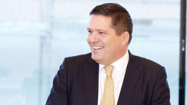 Vorgeschlagen: Andreas Sturm soll Bankrats-Präsident werden.