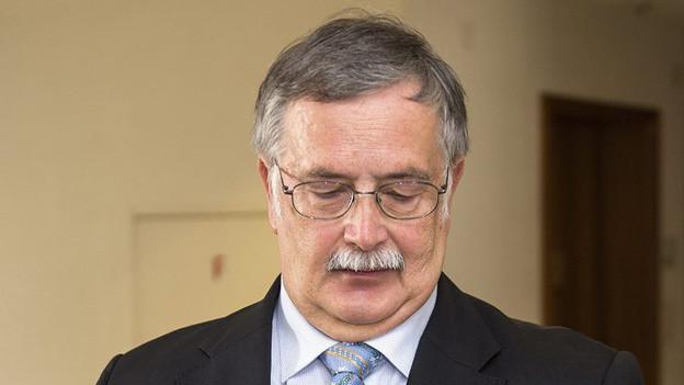 Der ehemalige Baselbieter Finanzdirektor Adrian Ballmer