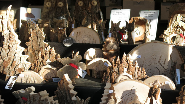 Erfolgreicher Basler Weihnachtsmarkt