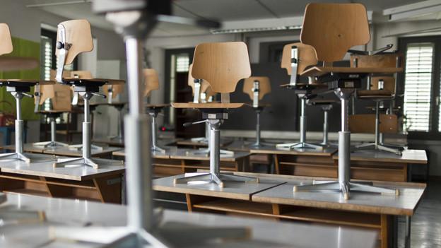 Viel Investitionsbedarf bei Baselbieter Schulhäusern