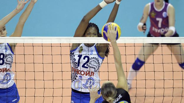 Russischer Sieg beim Basler Top-Volleyball-Turnier