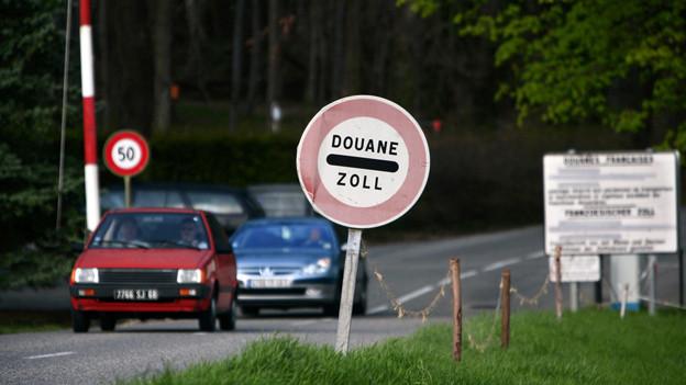 Viele Elsässer kommen als Pendler in die Schweiz