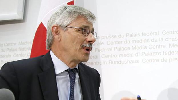 Basler Gesundheitsdirektor Carlo Conti tritt ab