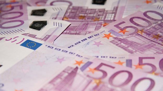 Auch falsche 500er Noten tauchten in Basel auf.