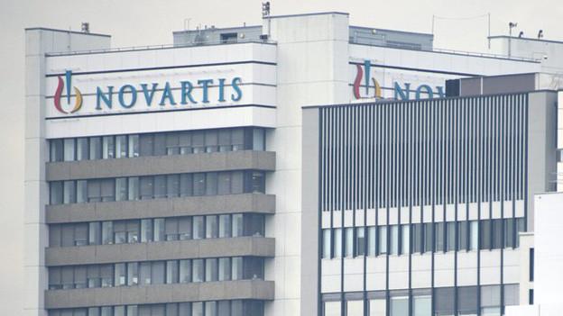 Novartis in Basel: 500 Stellen verschwinden