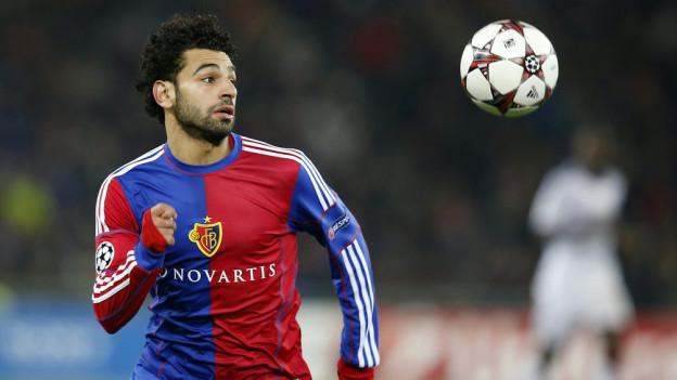 Salah kickt bald für London