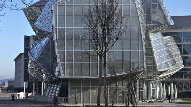 Novartis baut am Standort Basel aus