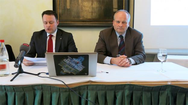 SVP Basel-Stadt portiert Thomas Egloff als Regierungsratskandidaten.