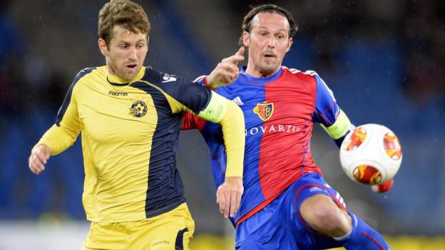 FCB gewinnt souverän gegen Maccabi Tel Aviv