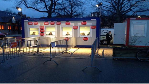 Seit Freitag sind die Tore offen am BScene Festival in Basel