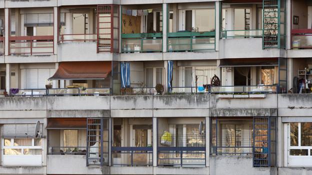 Wohnungen in Basel-Stadt