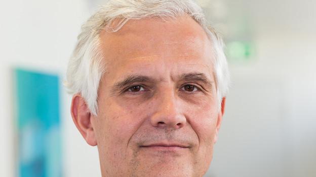 Marc Graf, Klinikdirektor Forensisch Psychiatrische Klinik Basel