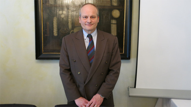 Thomas Egloff will lieber Arzt bleiben als Regierungsrat werden.