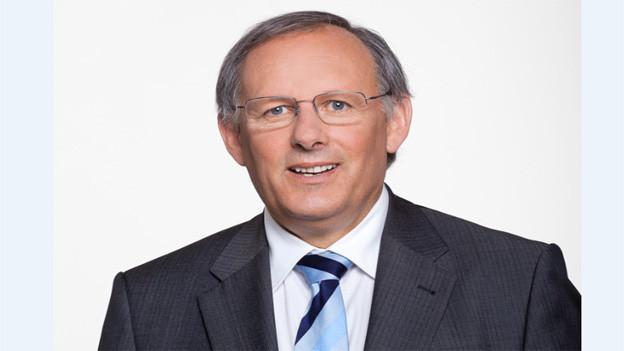 Deus ex machina: Eduard Rutschmann soll nun für die SVP die Kohlen aus dem Feuer holen