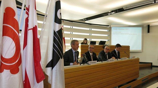 Die beiden Basel und der Kanton Jura lancieren den Innovationspark.