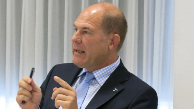 Baselbieter Finanzdirektor Anton Lauber (CVP).