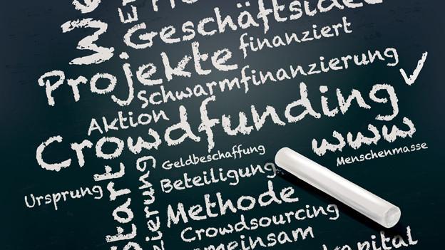 Soziale Institutionen sehen Crowdfunding als neue Möglichkeit.