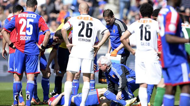 Valentin Stocker wird gepflegt und fehlt gegen Valencia