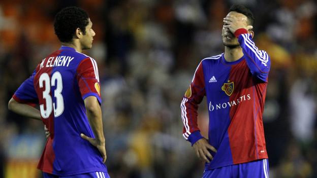 FCB verliert gegen Valencia