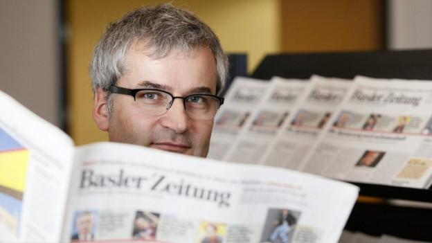 Markus Somm: Neuer BaZ-Verleger