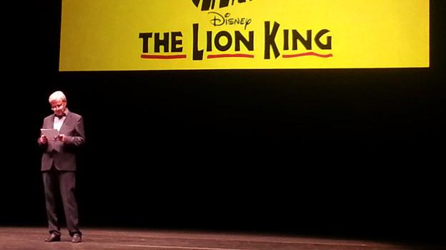 Veranstalter Freddy Burger bringt «Lion King» nach Basel.