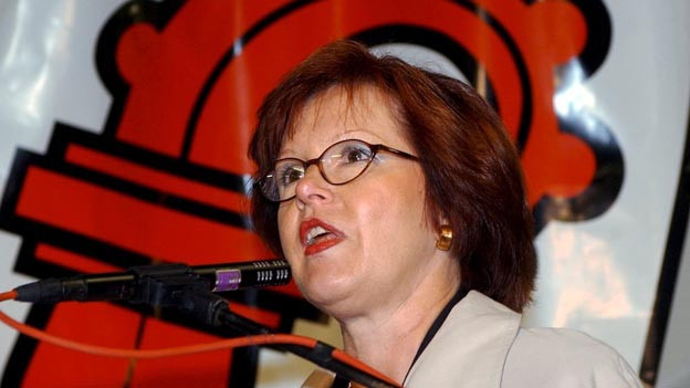 Frühere Basler CVP-Regierungsrätin Elsbeth Schneider.