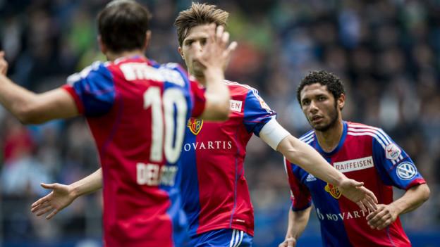 Basel gewinnt souverän gegen St. Gallen