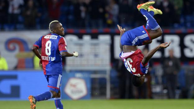 FCB gewinnt gegen Luzern