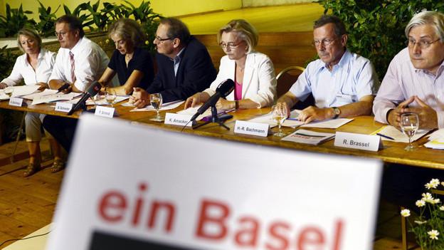 Über die 2012 lancierte Fusions-Initiative debattierte der Grosse Ra