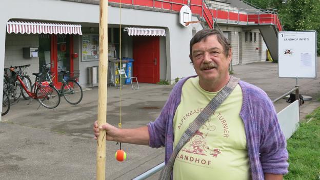 Verein Landhof wehrt sich gegen den Pavillon im Landhof.