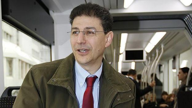 BLT-Direktor Andreas Büttiker ist ratlos