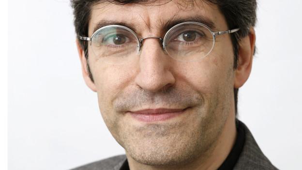 Moises Mayordomo ist neuer Professor für Neues Testament.