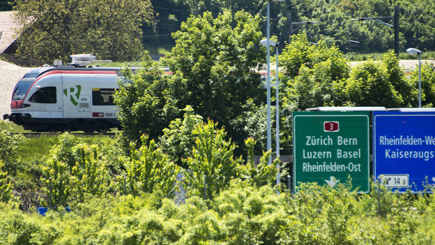 Die Regio-S-Bahn soll unterirdisch Basel durchqueren.