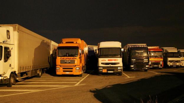 Soll der EAP ein neuen Lastwagenterminal bekommen