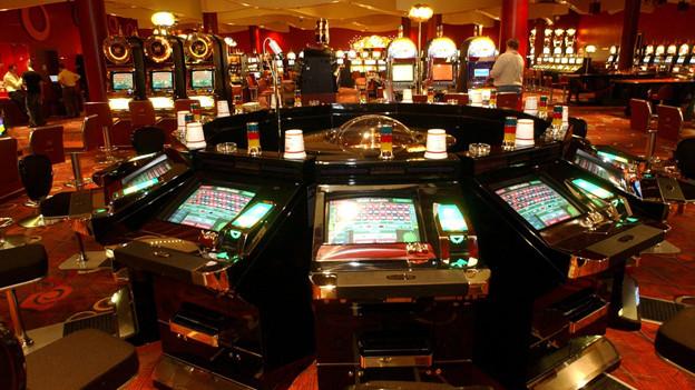Grand Casino Basel: Hier verzockte der Mann Millionen