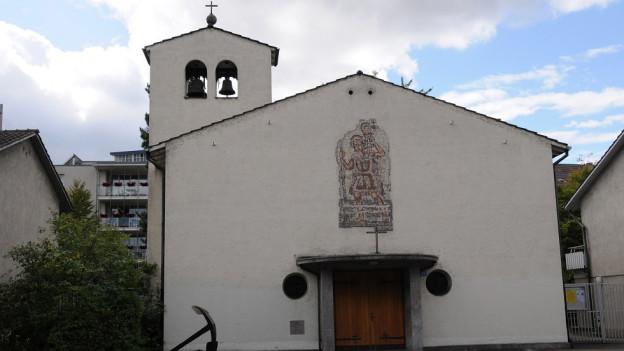 Wohnen in der Kirche