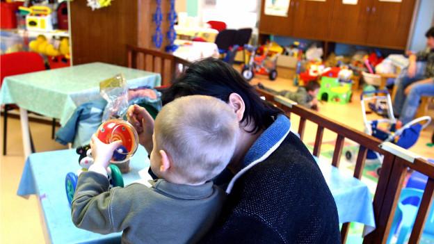Kinderbetreuung in Basel