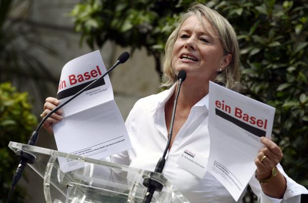 Nationalrätin Elisabeth Schneider ist sauer auf die Baselbieter Regierung.