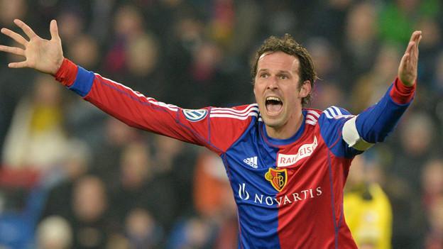 Bleibt beim FCB: Captain Marco Streller