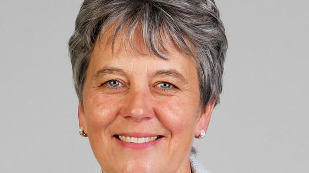 Unter Druck: Landratspräsidentin Andrea Gaugler