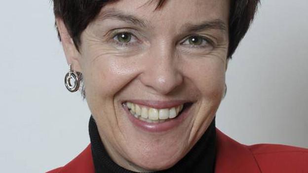 Porträt von Monika Gschwind