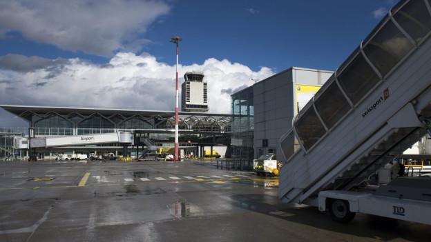 Flughafen Basel-Mulhouse.