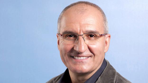 Daniel Münger will SP-Regierungsrat werden