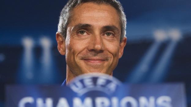 Paulo Sousa, Trainer des FC Basel.