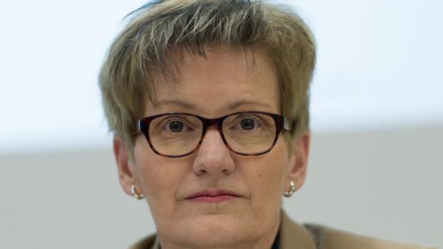 Steht in der Kritik: Baselbieter Baudirektorin Sabine Pegoraro.