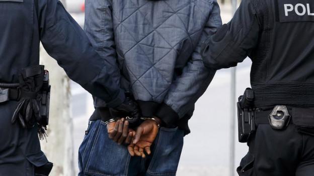 War die Hautfarbe Auslöser für die Polizei?