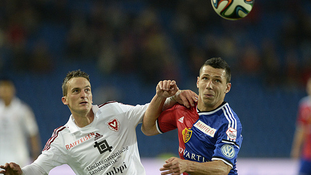 Basel schlägt Vaduz mit 3:1