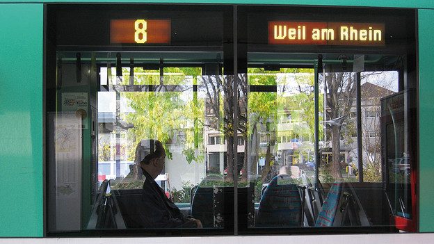 Schon bald soweit: Der 8er fährt nach Weil am Rhein